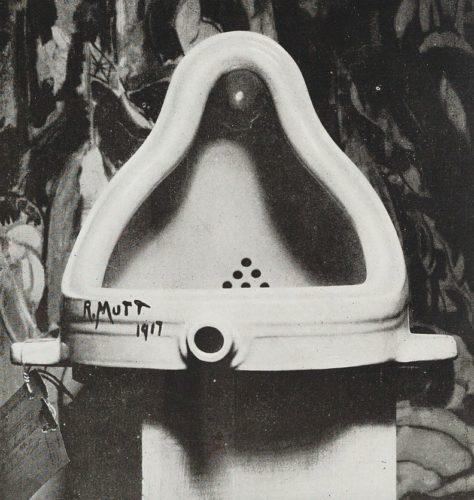 マルセル・デュシャン《泉》