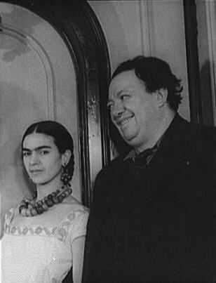 ディエゴ・リベラとフリーダ