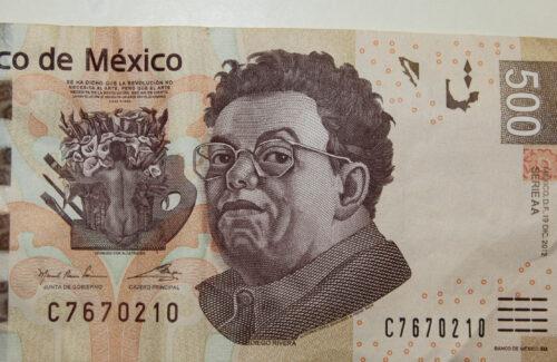 500リラ紙幣