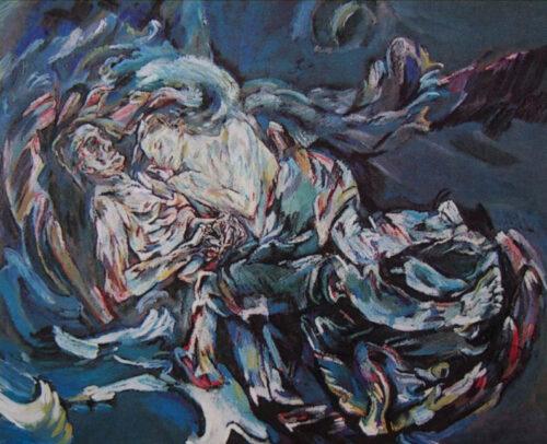 ココシュカ《風の花嫁》