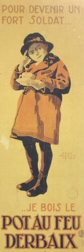 ルネ・マグリット《強い兵隊さんになるために》