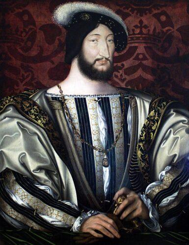 ジャン・クルーエ《フランソワ1世》